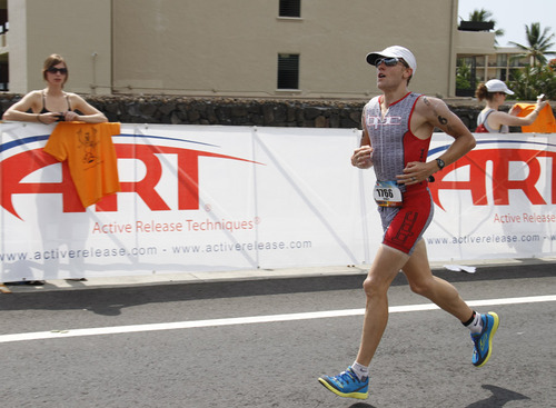 Dr. Bennett Isabella, Completes Ironman World Championship!