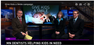 Apple Valley Dentists Featured on KARE 11 News