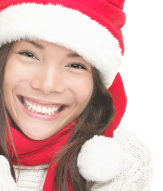 Maintain good oral health this holiday season!