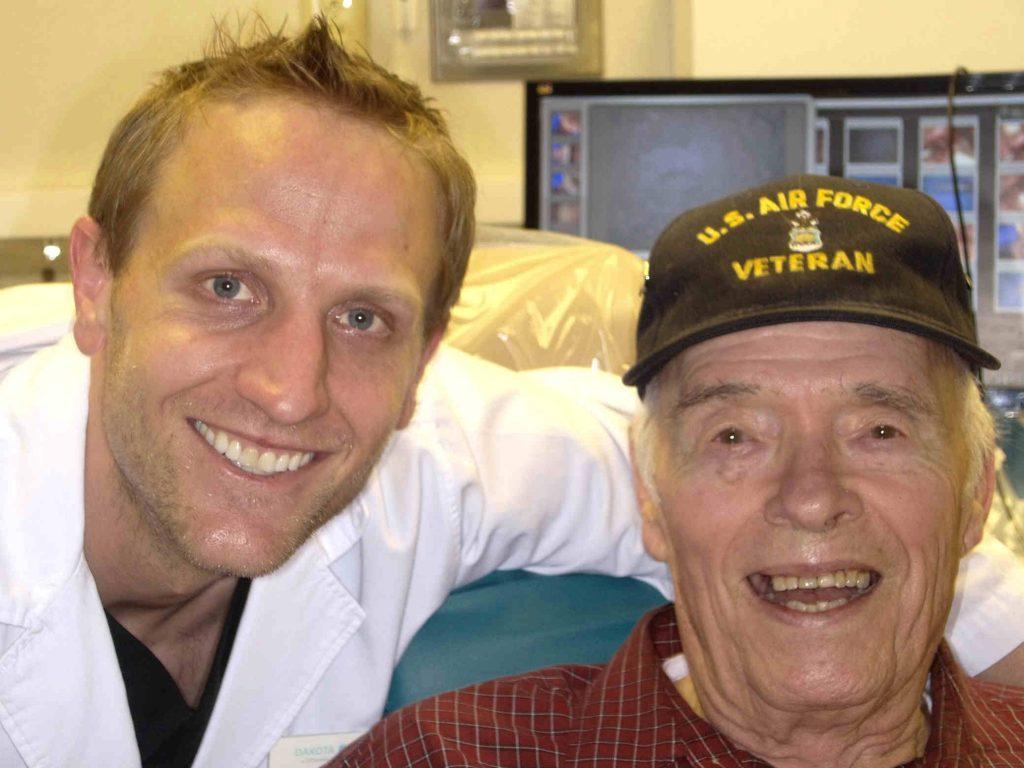 Dakota Dental gives local veteran dental impant