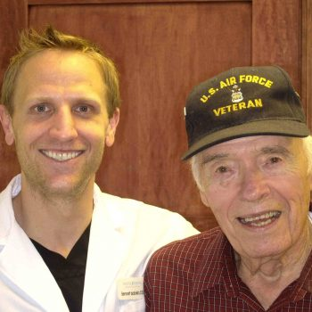 Dakota Dental gives local veteran a healthy smile